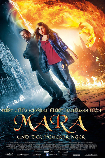 玛拉与盗火者