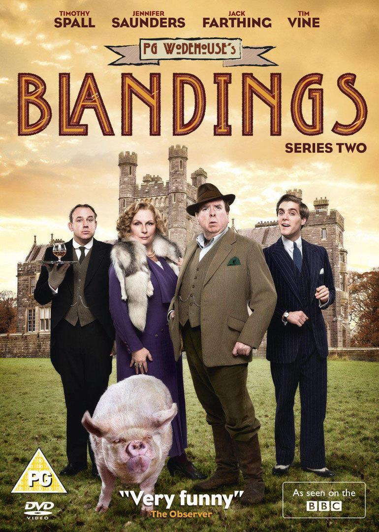 布兰丁斯城堡 第二季