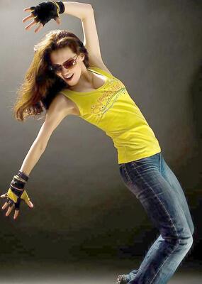 时尚舞蹈教程