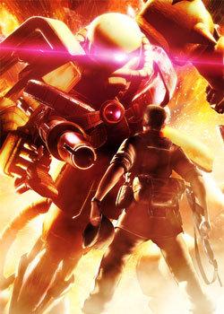 高达MSIGLOO:重力战线(OVA)