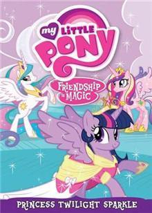 小马宝莉第四季友谊的魔力英文版