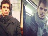 英国地铁帅哥被偷拍意外爆红