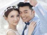 陈赫许婧昔日结婚照