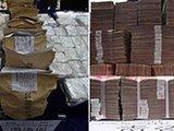 湖南缴获海洛因90余公斤