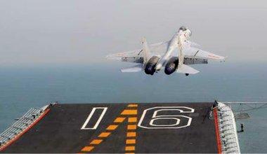 中国第二艘航母仍用滑跃起飞方式 真相令我们自豪