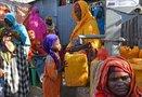 """2040年约6亿儿童面临""""水匮乏"""""""
