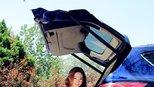90后女模特体验新福特翼虎运动版