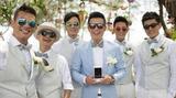 他参加七场婚礼四对被曝出轨,剩下三对要挺住啊