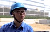 《时间故事 中国力量》之《北京的蓝天我来守候》
