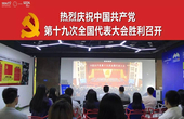 深圳工业设计行业协会收看十九大开幕会:为推动工业设计高端国际化发展贡献深圳力量