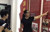 韩青:11座商务楼建起党组织覆盖千家企业
