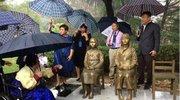 中国设慰安妇少女像 日官员:极遗憾 应面向未来