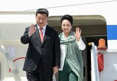 习近平出席亚非领导人会议