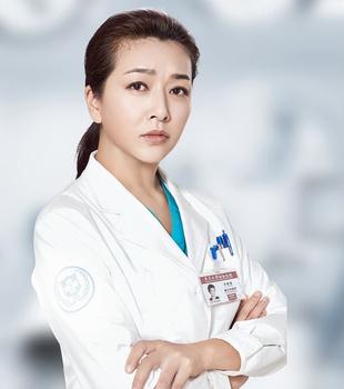 (江珊 饰 刘慧敏)副主任医师 任性而执着拥有多重身份