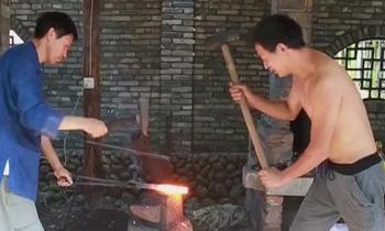 揭秘传承两千多年的龙泉剑工艺