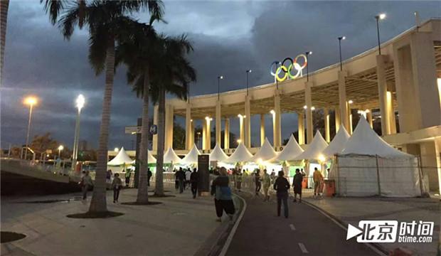 走进马拉卡纳 观里约奥运会闭幕式