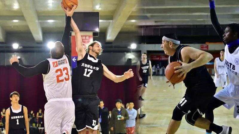 篮球也可以是喜剧?外国人篮球赛中那些有趣瞬间