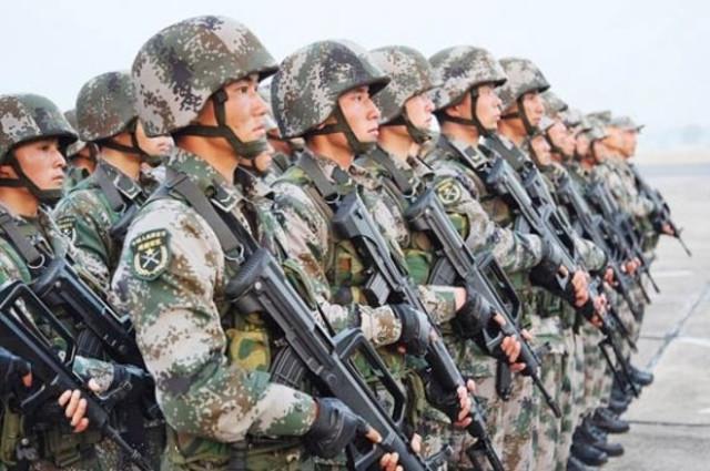 中印边界僵局迟迟不能解决 难道真要开战?
