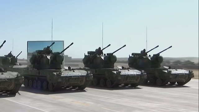 保护国家空天安全的钢铁长城:防空反导作战群