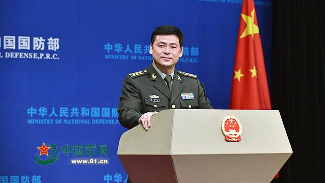 国防部:中国野战化实战化阅兵与周边局势无关