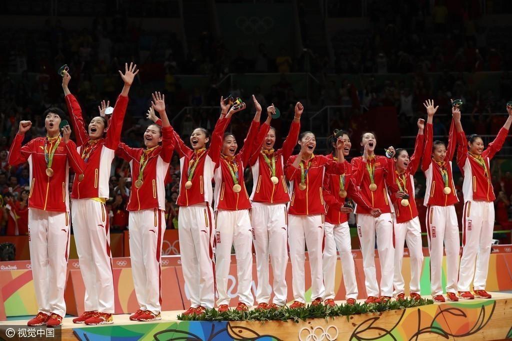 神级逆转!女排胜塞尔维亚 12年后重夺奥运冠军 - 周公乐 - xinhua8848 的博客