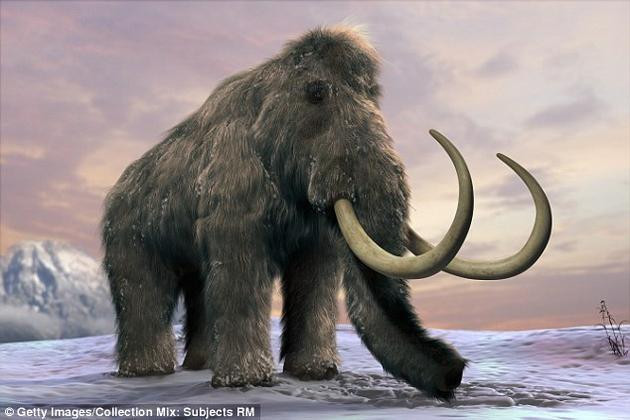 "The scientists plan to resurrect &quot ""; mammoth: slow down the greenhouse effect"