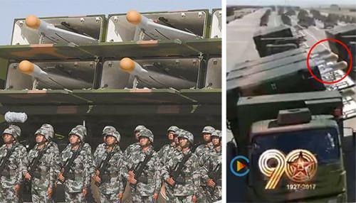 韩媒看中国阅兵 惊呼: