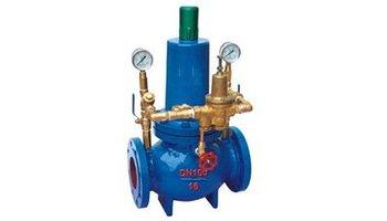 2,减压装置:蒸汽的减压过程是由减压阀和节流孔板的节流来实现的图片