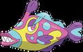 磨牙彩皮鱼