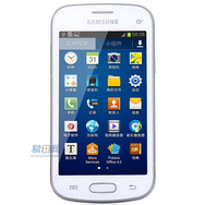 三星  S7568I 3G手机(釉白色) TD-SCDMA/GSM