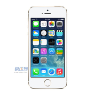 Apple 苹果 iPhone 5s 16G (GSM/WCDMA) 手机 金色