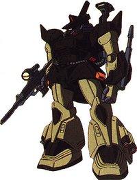 MS-14D沙漠型勇士