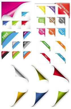 手工制作环保角标牌