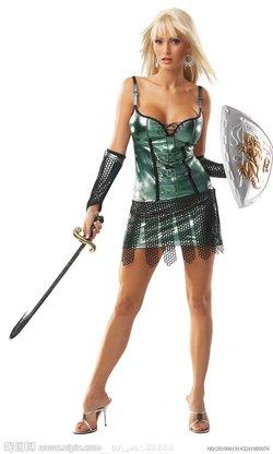 美女武士》英文名vanquisher《征服者》由泰国电影