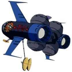 电视太空船