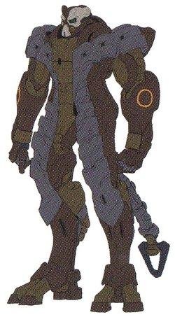 骸骨机动战士