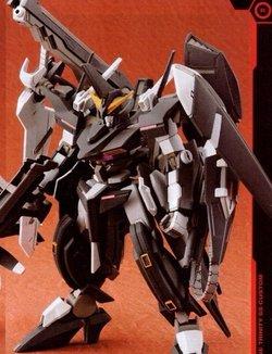 GNW-001SS座天使高达三位一体SS特装型
