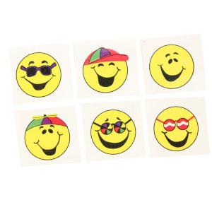 笑脸符号矢量图展示
