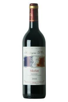 迪奥梅洛红酒Montagne D'OR Merlot - 葡萄酒\/红