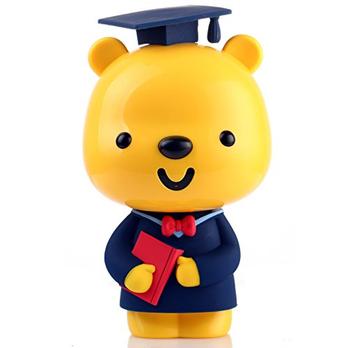 小熊优比 小博士