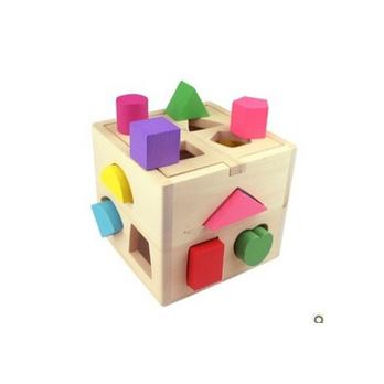 儿童益智玩具积木0-3岁