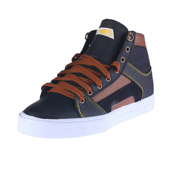 etnies rss high 系列中帮滑板鞋