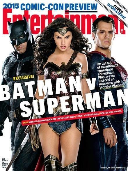 大爆炸《蝙蝠侠大战超人》发新剧照