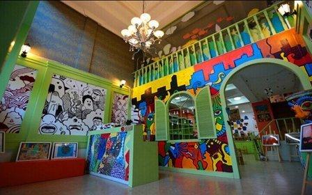 m&z儿童美术馆