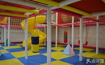 欢乐多儿童乐园游乐园双次票(含沙池票)