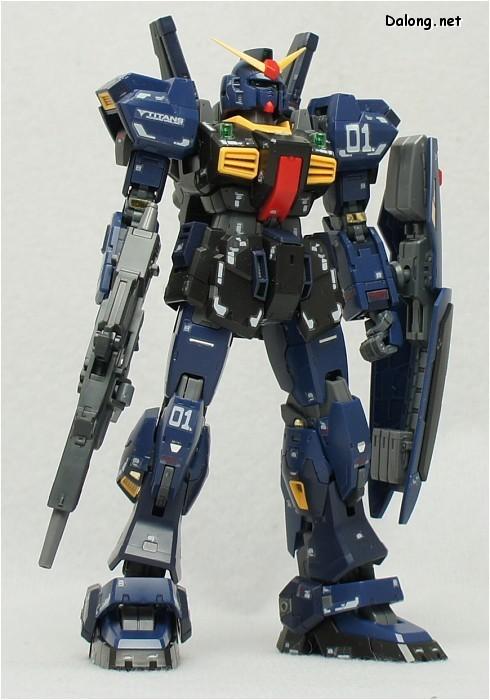 RGRX-178Mk-Ⅱ提坦斯配色
