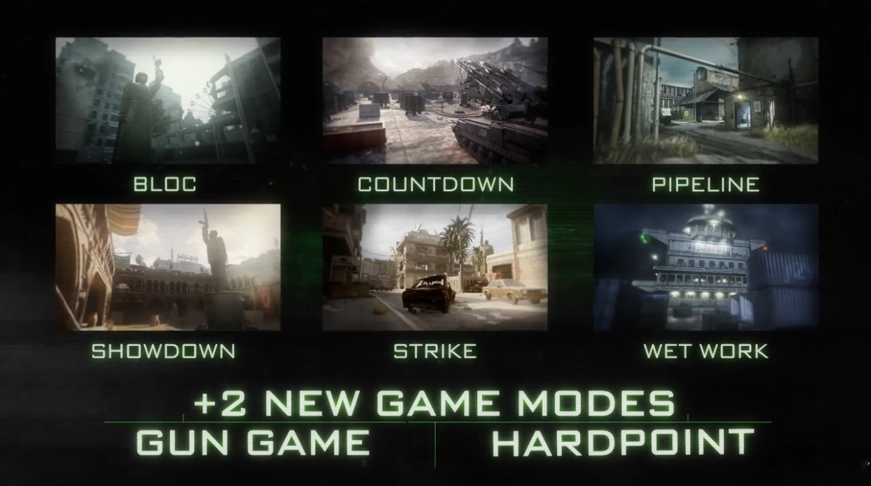 《使命召唤 现代战争》重制版12月更新加入新地图和新模式
