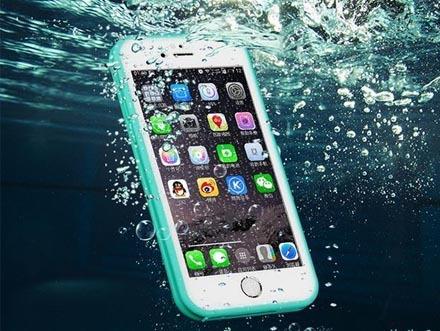 新款iphone6/6s防水触屏手机壳4.7寸(颜色随机)