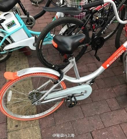 我们都知道,摩拜单车以其独有gps功能的电子锁,让其在一众共享单车中