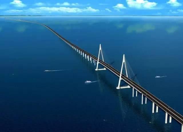 当代5大中国工程!堪称奇迹,外媒叹为观止!你去过哪一个?